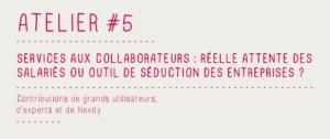 Nexity Atelier #5