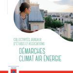 plaquette de l'offre de formation Climat Air Energie de l'Ademe