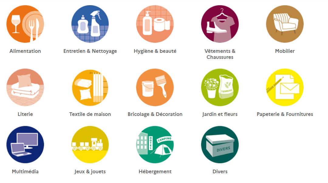 Labels environnementaux, l'ADEME informe les consommateurs dans leurs achats responsables