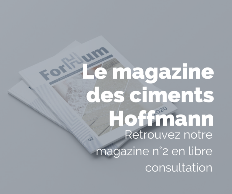 Hoffmann Green Cement Technologies, un contenu éditorial ambitieux pour une entreprise du BTP engagée dans la transition énergétique