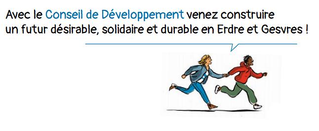 Conseil de Développement Erdre & Gesvres, de la plateforme de marque au discours pour développer la participation citoyenne